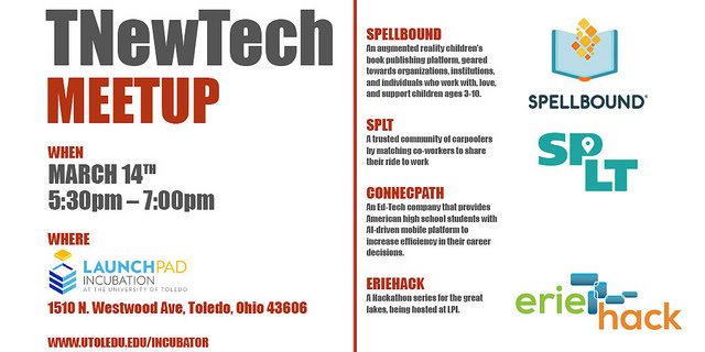 #Technology And #Toledo… Meetup And Explore!
