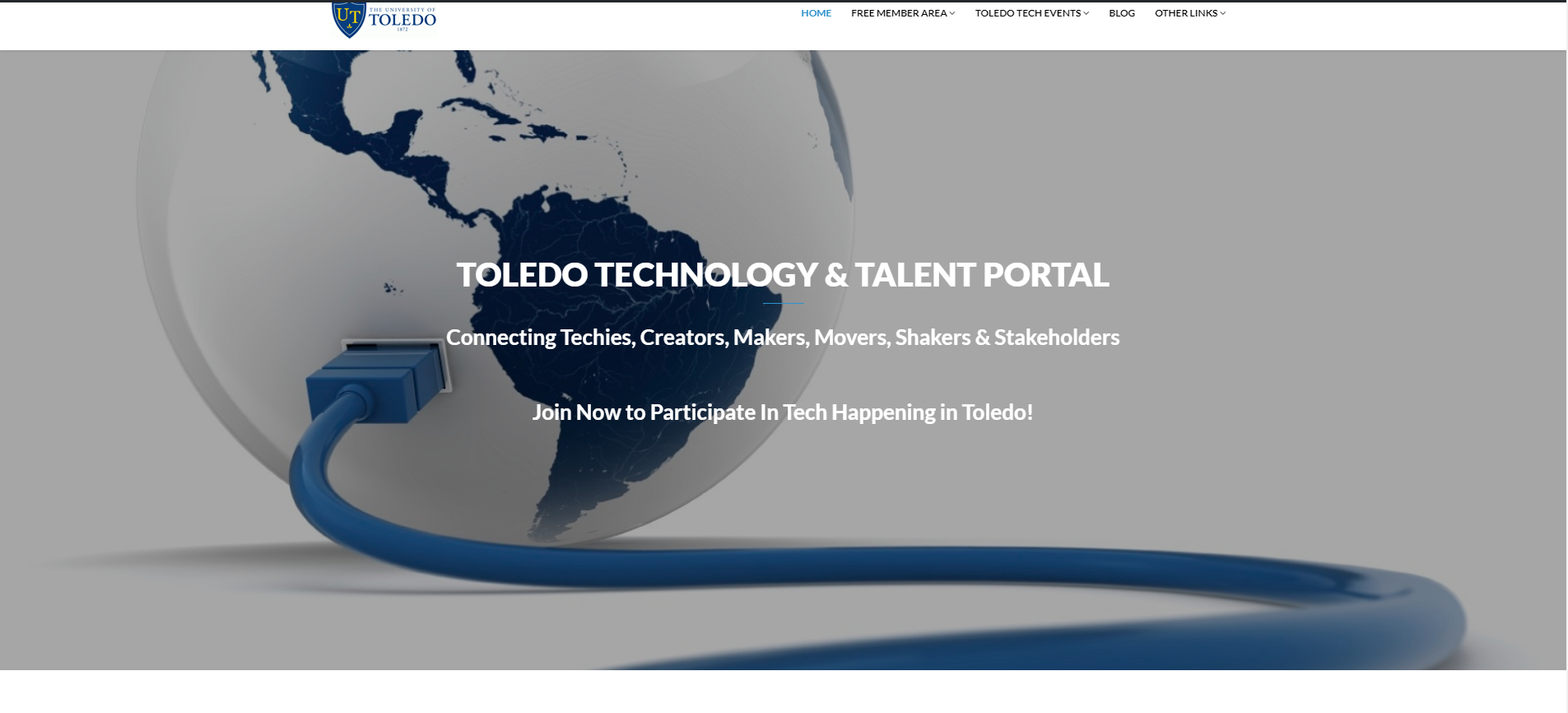 Toledo WordPress Website Design, WordPress Development, SEO, Copy, Content, Project Lead