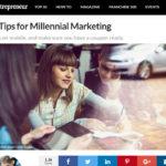 Social Media Marketing Article in February Issue Entrepreneur Magazine