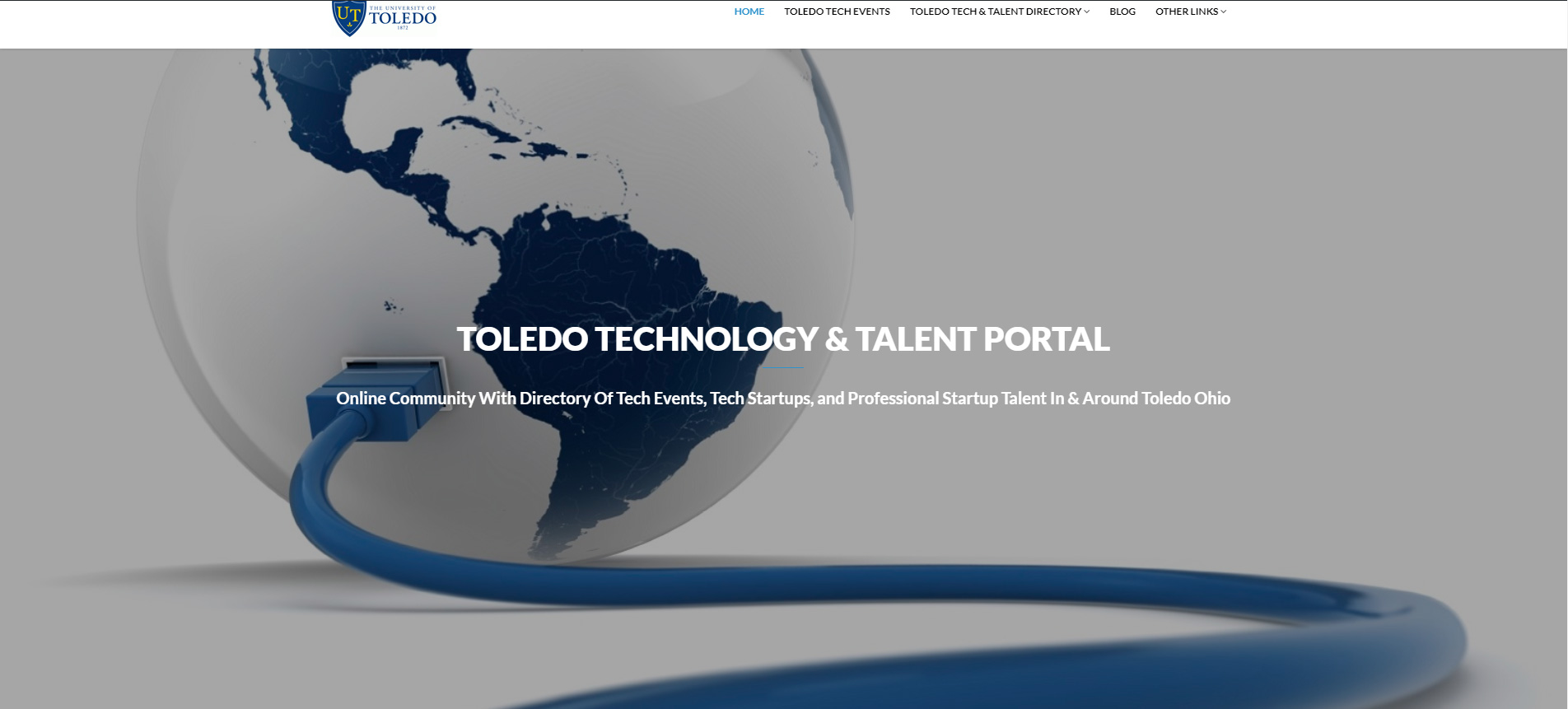 Toledo Technology & Talent Portal For University of Toledo
