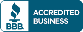 Better Business Bureau Accreditation Logo