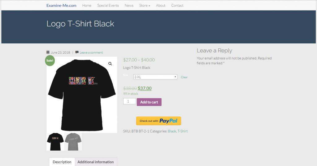 ecommerce website deisgn