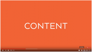 SEO and Importance of Content